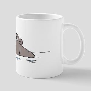Hippo in Water Mugs