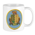 USS DALE Mug
