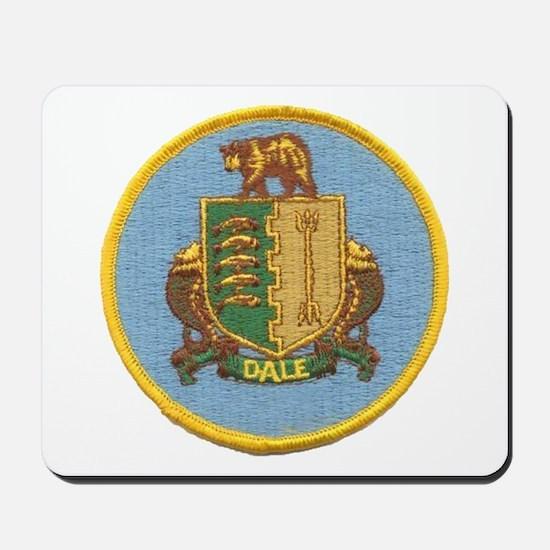 USS DALE Mousepad
