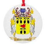 Rosenshtok Round Ornament
