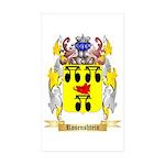 Rosenshtein Sticker (Rectangle 10 pk)