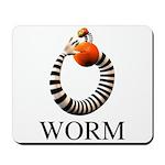 Worm Mousepad
