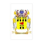 Rosenschein Sticker (Rectangle)