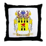 Rosenkranc Throw Pillow