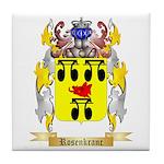 Rosenkranc Tile Coaster