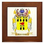 Rosenhaus Framed Tile