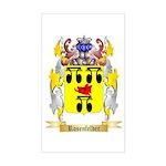 Rosenfelder Sticker (Rectangle)