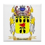 Rosendorf Tile Coaster