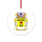 Rosendorf Round Ornament