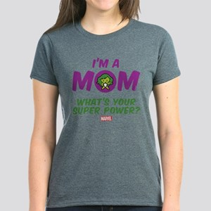 Marvel Mom She Hulk Women's Dark T-Shirt