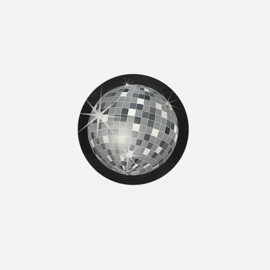 Unique Disco Mini Button
