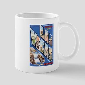 Las Vegas Postcard Mug