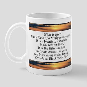 What is Life Mug