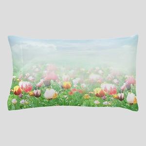 Spring Meadow Pillow Case