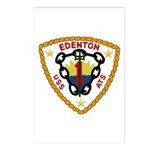 USS Edenton (ATS 1) Postcards (Package of 8)