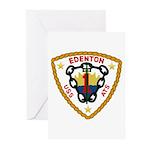 USS Edenton (ATS 1) Greeting Cards (Pk of 10)