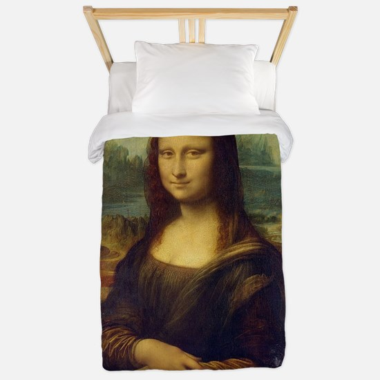 The Mona Lisa - Gioconda - Leonardo da Twin Duvet