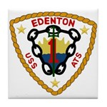 USS Edenton (ATS 1) Tile Coaster