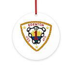USS Edenton (ATS 1) Ornament (Round)