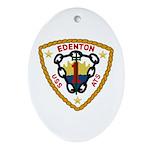 USS Edenton (ATS 1) Oval Ornament