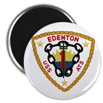 USS Edenton (ATS 1) Magnet