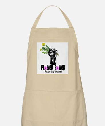 Fight the Weeds BBQ Apron