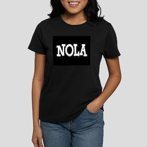 NOLA BLACK AND WHITE T-Shirt