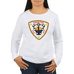 USS Edenton (ATS 1) Women's Long Sleeve T-Shirt