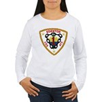 USS Edenton (ATS 1) Women's Long Sleeve T-Shirt