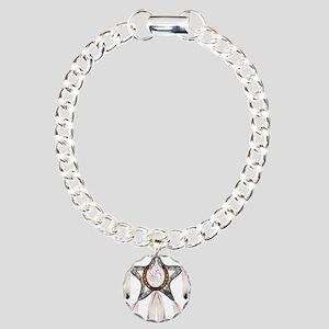 horse shoe star dreamcatcher Bracelet