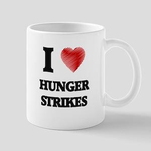 I love Hunger Strikes Mugs