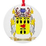 Rosencranz Round Ornament