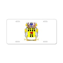 Rosencranz Aluminum License Plate