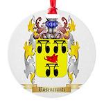 Rosencrantz Round Ornament