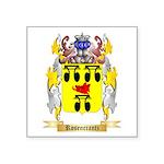 Rosencrantz Square Sticker 3