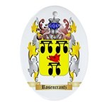 Rosencrantz Oval Ornament
