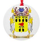 Rosenbloom Round Ornament