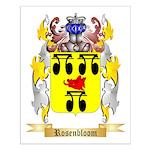 Rosenbloom Small Poster