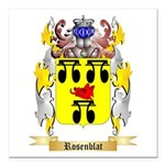 Rosenblat Square Car Magnet 3
