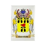 Rosenbladh Rectangle Magnet (100 pack)