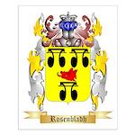 Rosenbladh Small Poster