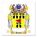 Rosen Square Car Magnet 3
