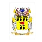 Roselli Postcards (Package of 8)