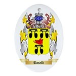 Roselli Oval Ornament