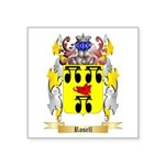 Rosell Square Sticker 3