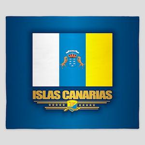 Canary Islands King Duvet