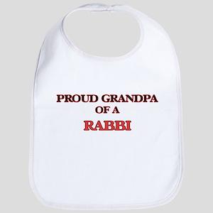 Proud Grandpa of a Rabbi Bib