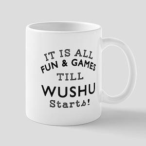 Wushu Fun And Games Designs Mug