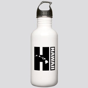 Hawaii Outline Stainless Water Bottle 1.0L