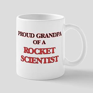 Proud Grandpa of a Rocket Scientist Mugs